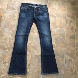 Vigoss Jagger Slim Boot Jeans